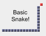 Play Basic Snake