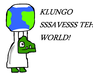 Play Klungo sssavesss teh world!