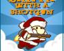 Play Santa with a SHotgun