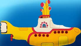 Play Yellow Submarine - Sea of Monsters