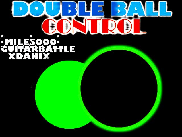 Play double ball control