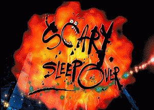 Play Scary Sleepover