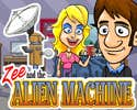Play Zee and the Alien Machine