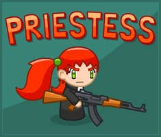 Play Priestess The Zombie Slayer
