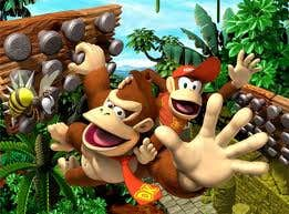 Play Donkey Kong RPG