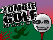 Play Zombie Golf: House of the Dead