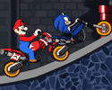 Play Mario Vs Sonic Racing