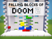 Play Falling Blocks of DOOM 2