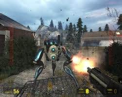 Play Half-Life 2