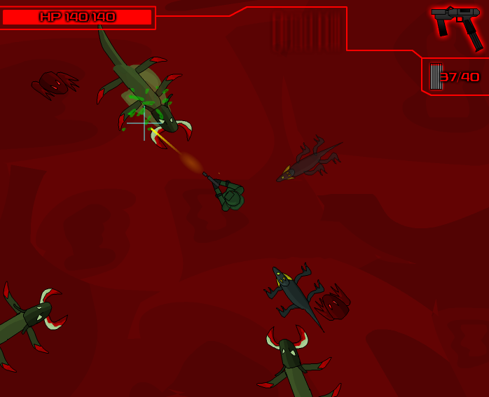Play Red Planet v0.5