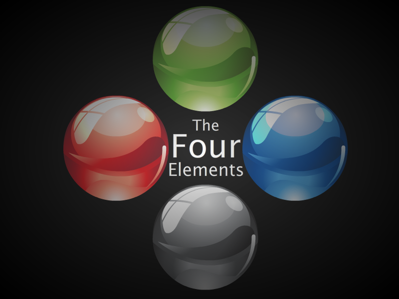 Play The Four Elements