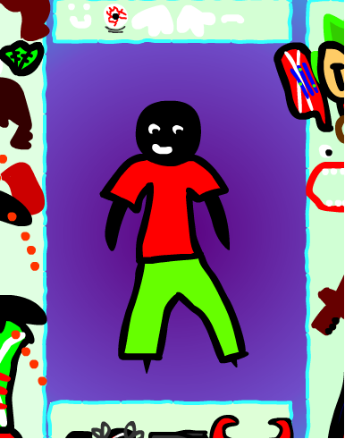 Play Dress-Up-StickMan