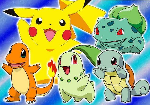 Play Pokemon FPS