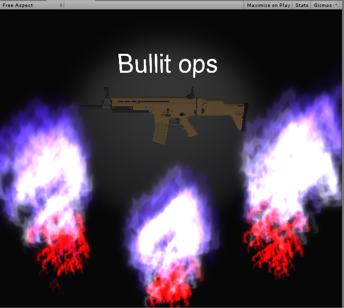 Play Bullit Ops test