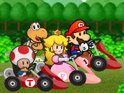 Play Mario Kart Race