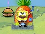 Play Spongebob Burger Swallow