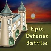 Play Epic Defense Battles