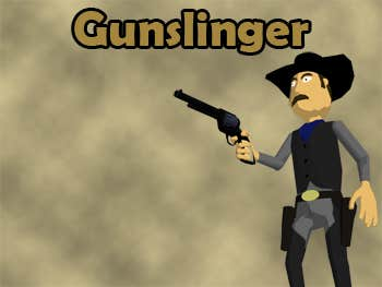 Play Gunslinger(preview)