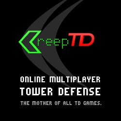 Play CreepTD - Online Multiplayer Tower Defense