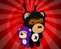 Play Ninja Bear
