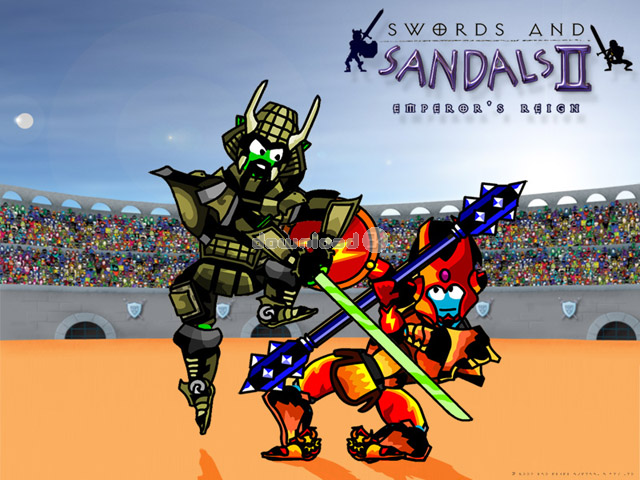 Play Swords and Sandals 2 (Full Game)