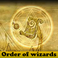 Play Order of wizards