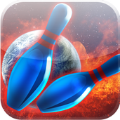 Play Galaxy Bowling 3D