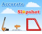 Play Accurate Slapshot