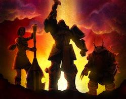 Play Legendary Heroes - Demo