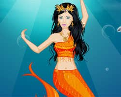 Play Mermaid Dance Dressup