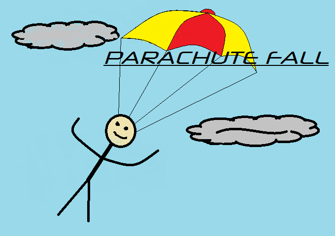 Play Parachute Fall