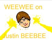 Play Weewee on Justin Beebee