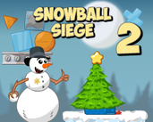 Play Snowball Siege 2