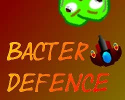 Play Bacter Defence