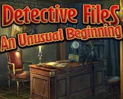 Play Detective Files: An Unusual Beginning