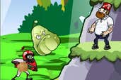 Play Crazy Uncle VS Zombies