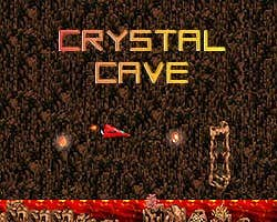 Play Crystal Cave