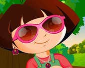 Play Dora New Dress Up