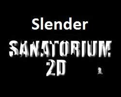 Play Slender 2D: Sanatorium