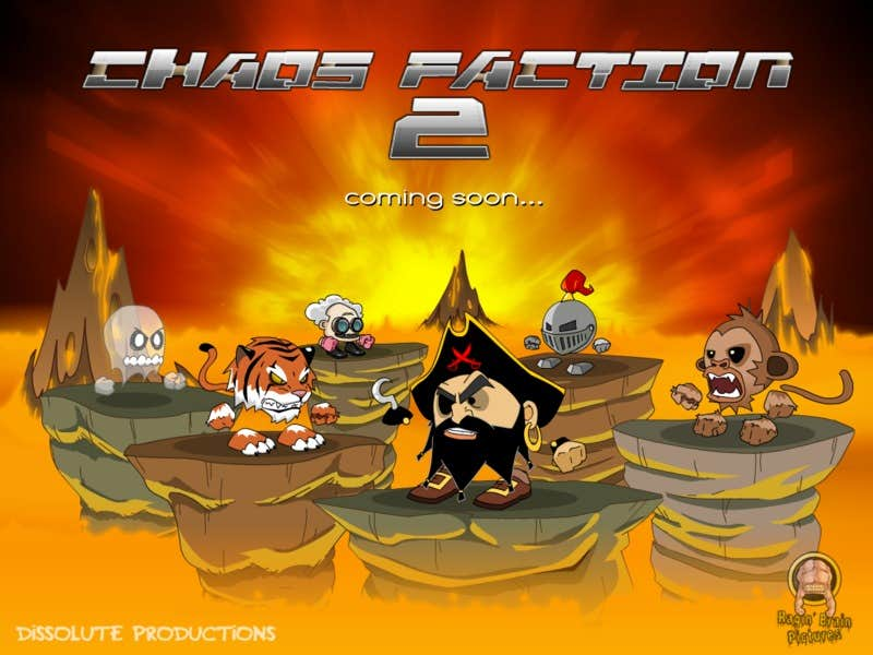 Play Chaos Faction.