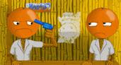 Play Orange Roulette