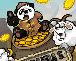 Play panda gun shop