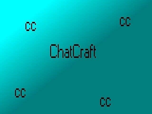 Play ChatCraft