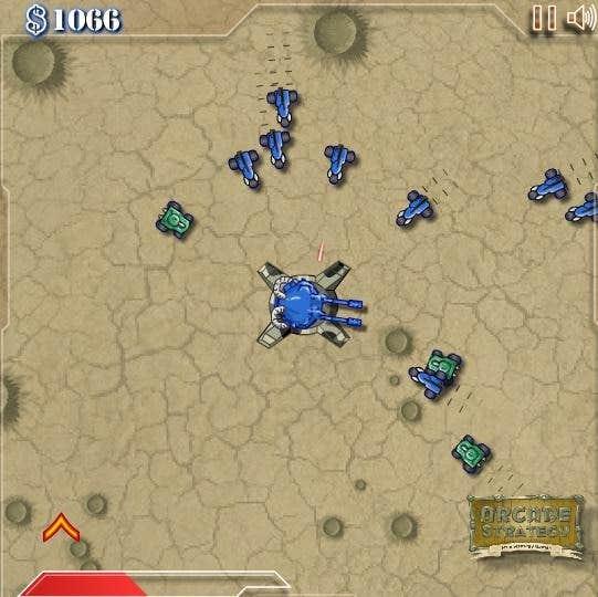 Desert Defnce 2