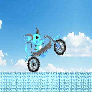 Play Raichu Air Rider