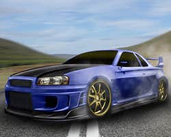 Play Town Drift Competition