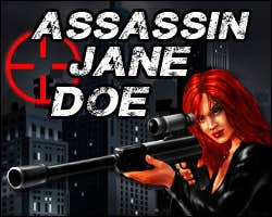 Play Assassin: Jane Doe