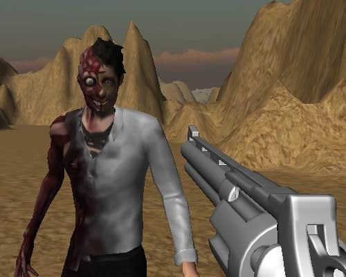 Play Zombie Target Practice