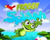 Play Froggy Splash