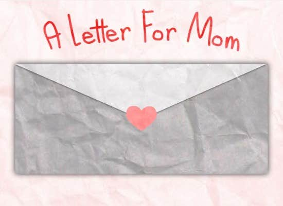 Play A Letter For Mom